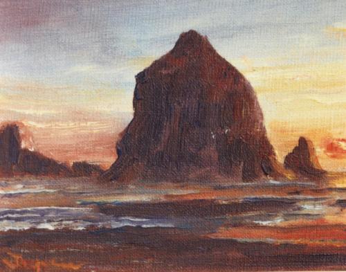 20 - Haystack Oregon beach