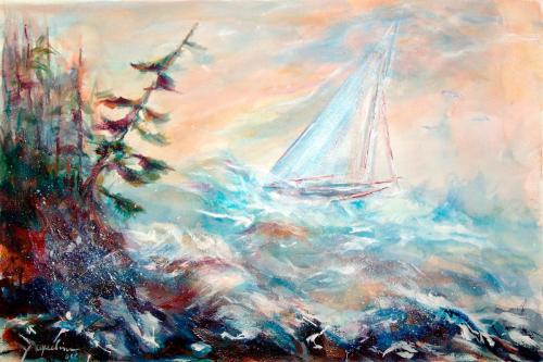 31 tree sail
