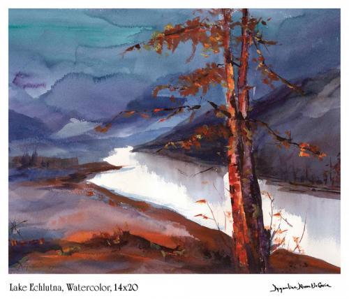 32 Lake Echlutna