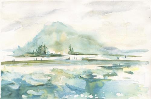 6 - Skagit Bay Mist