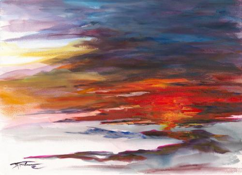 81 Canyon Sunset